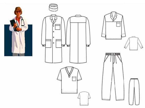 Схема Женский Одежда